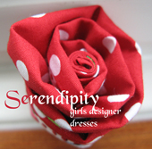 Serendipity Girls Designer Dresses