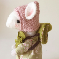 Back to School Collectable Mouse Ornament - Mimi