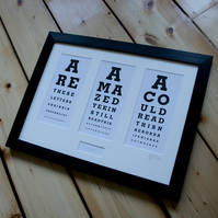The Glasgow Eye Test