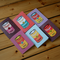 Glasgow Soup - set of six cards