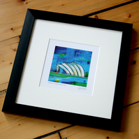 Clydeside, Clyde Auditorium. Framed