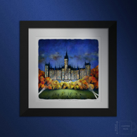 The University of Glasgow, and Beyond! - large framed