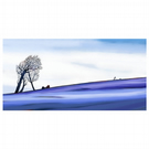 Life in Nature One. Large Giclee print