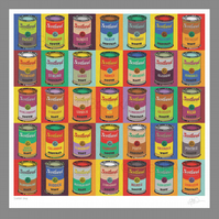 Scottish Soup. Large Giclee