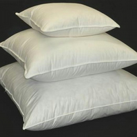 Duck feather and down fill cushion pad, pillow insert, to fit my covers