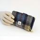 Harris tweed large purse wallet Mackenzie tartan