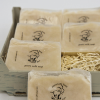 Goat's Milk fragrance free Natural Soap