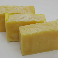 Ginger & Lemon Soap