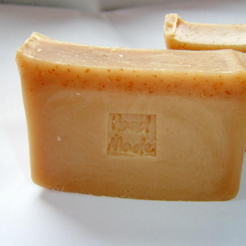 Honey & Oatmeal Soap - Folksy