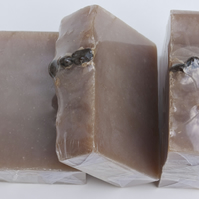 Black Vetiver Cafe Natural Soap