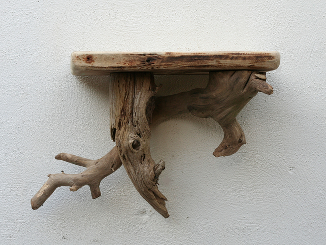 Driftwood Shelf Drift Wood Shelves Driftwood Wall Shelfdriftwood