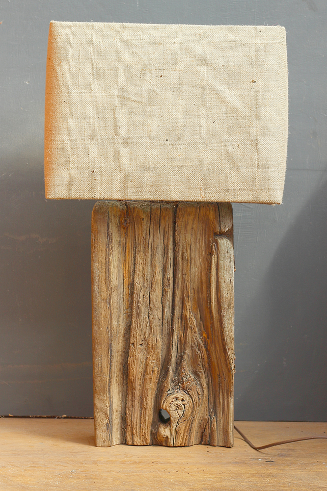 Driftwood Lamp,Rustic Dock wood Lamp,Drift Wood Lamp,Table Lamp 5