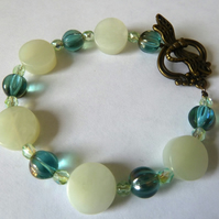 SALE serpentine bracelet