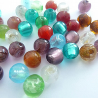 8mm glass bead mix