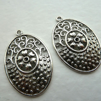 SALE large oval charms