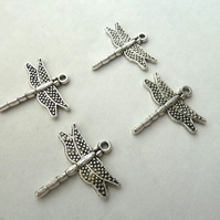 SALE dragonfly charms