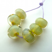 chloe lampwork glass beads