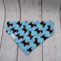 Dog Bandana over the collar dogs Christmas