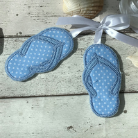 Flip Flop Home Decoration