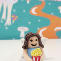 Penelope the Popcorn Fairy - Butterscotch Forest Fairies