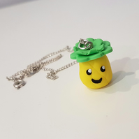 KAWAII Fruit charm necklace CHOOSE YOUR STYLE - handmade, unique, gift, cute