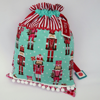 Christmas Santa Sack - The Nutcracker - can be personalised