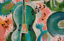 Music - Paintings, prints & pendants