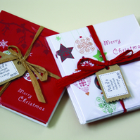 SALE! Pack of 6 Christmas cards