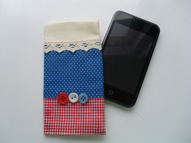 Patriotic Ipod sleeve