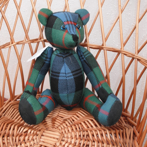 Murray of Atholl Tartan Bear