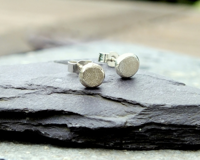 Silver, studs, silver stud earrings