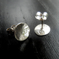studs,silver stud earrings
