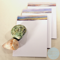 3x Shopping List Note Pads  BYGONE BEACH DAYS