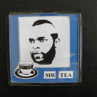 Mr T Fridge Magnet