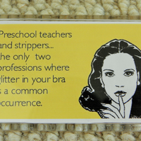 Primary School Teacher Magnet
