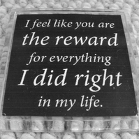 You Are My Reward Magnet