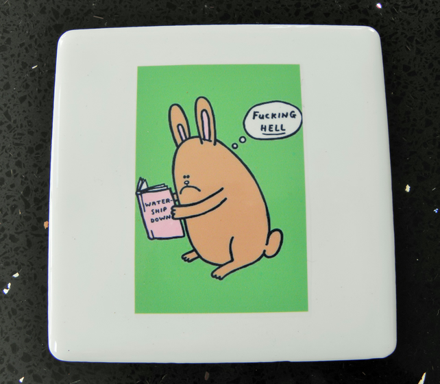 Watership Down - The Awful Truth Coaster