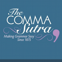 Comma Sutra Fridge Magnet