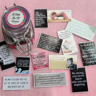 A Little Jar of Courage - Breast cancer suppport