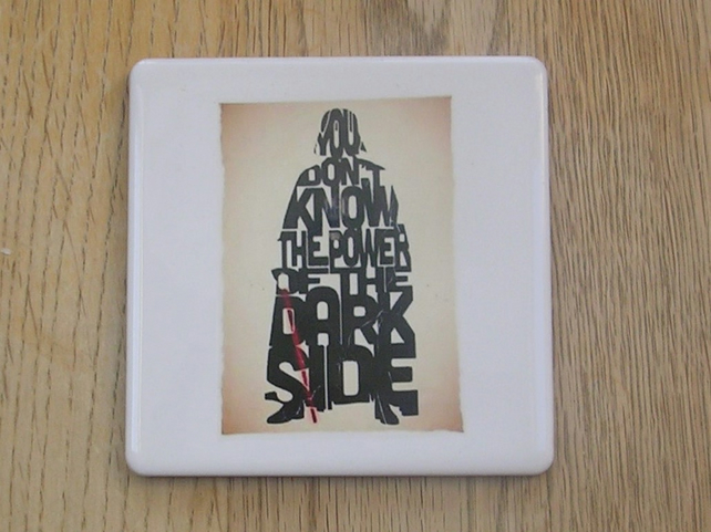 Darth Vader Dark Side Coaster