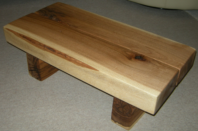Oak Beam Coffee Table - Medium