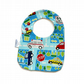 Premium cotton baby dribble bib (junction)