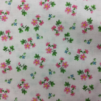 Fabric - Pink Floral