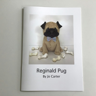 Reginald Pug Pattern Booklet Only