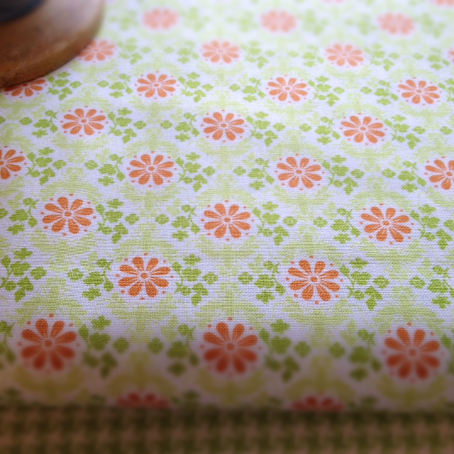 Jules Davis by Blend - Garden of Delights - Fat Quarter