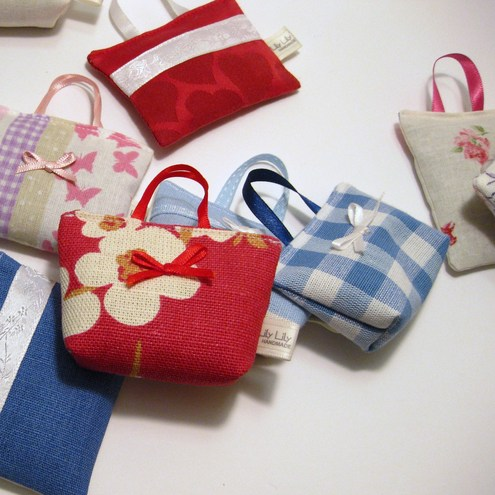 Lavender Bags- 2 Scented Bags