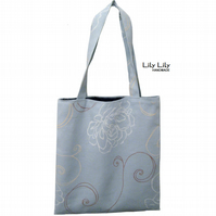 Tote Bag - Duck Egg