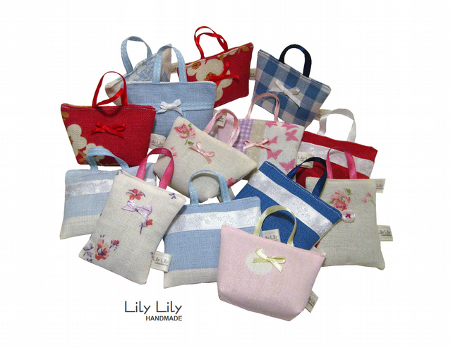Lavender Bags - 3 Scented Bags - Free delivery