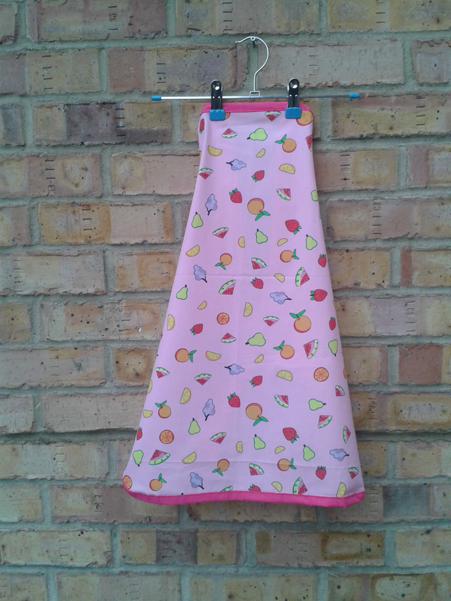 SALE Kids Fruit Salad maid-of-fabric Full Apron