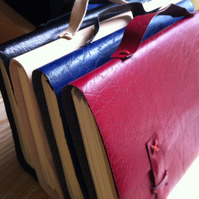 Satchel Journal A5  -  Personalise it!